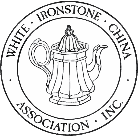 White Ironstone China Association, Inc. Logo