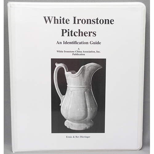 White Ironstone Pitchers, An Identification Guide