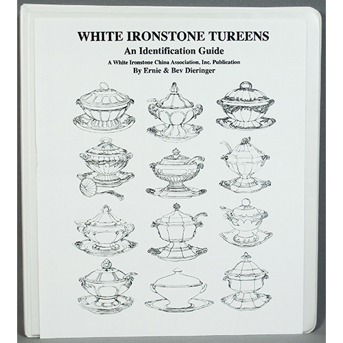 White Ironstone Tureens, An Identification Guide